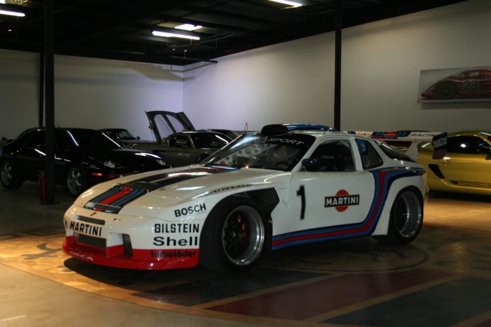 Sold 1988 Porsche 174 944 968 Turbo Race Car Trissl Sports