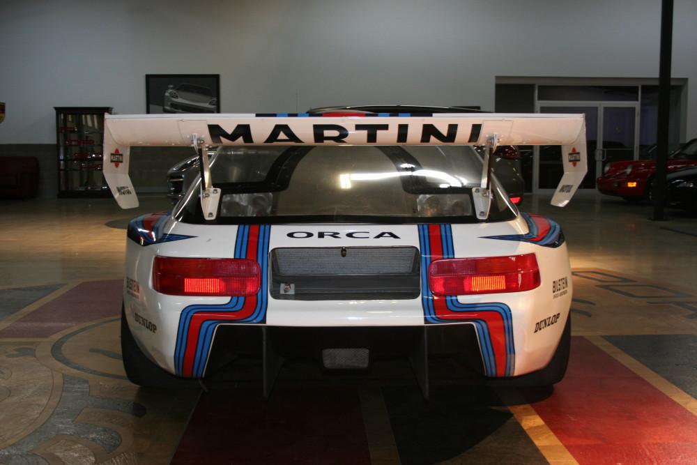 Name Plates For Cars >> SOLD: 1988 Porsche® 944/968 Turbo Race Car - Trissl Sports ...