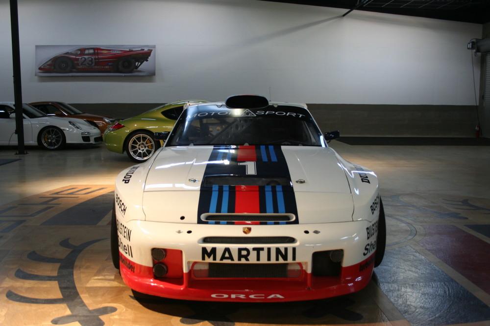 Porsche 996 Turbo >> SOLD: 1988 Porsche® 944/968 Turbo Race Car - Trissl Sports ...