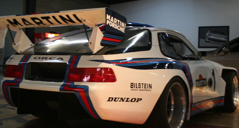 1988 Porsche 174 944 968 Turbo Race Car Trissl Sports Cars