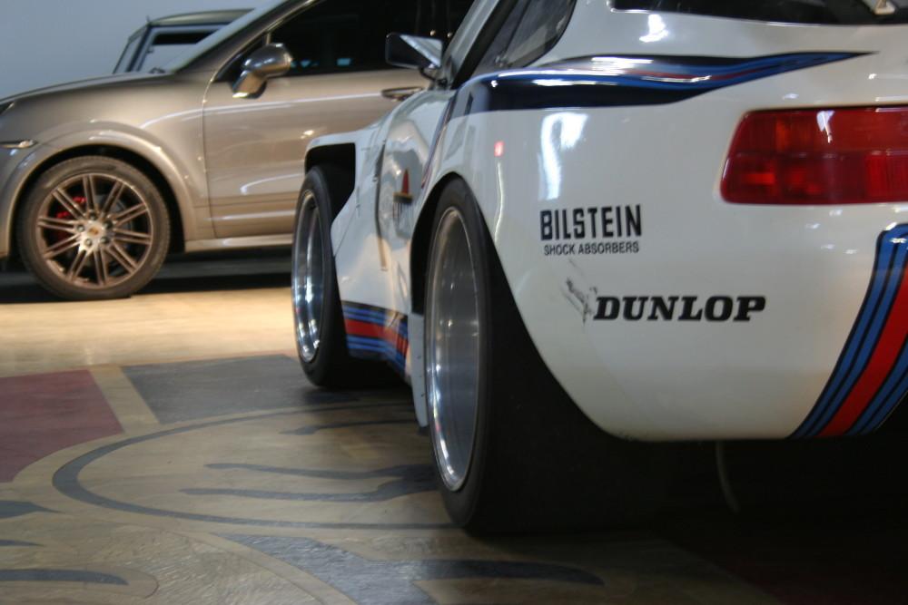 Sold 1988 Porsche 174 944 968 Turbo Race Car Trissl Sports
