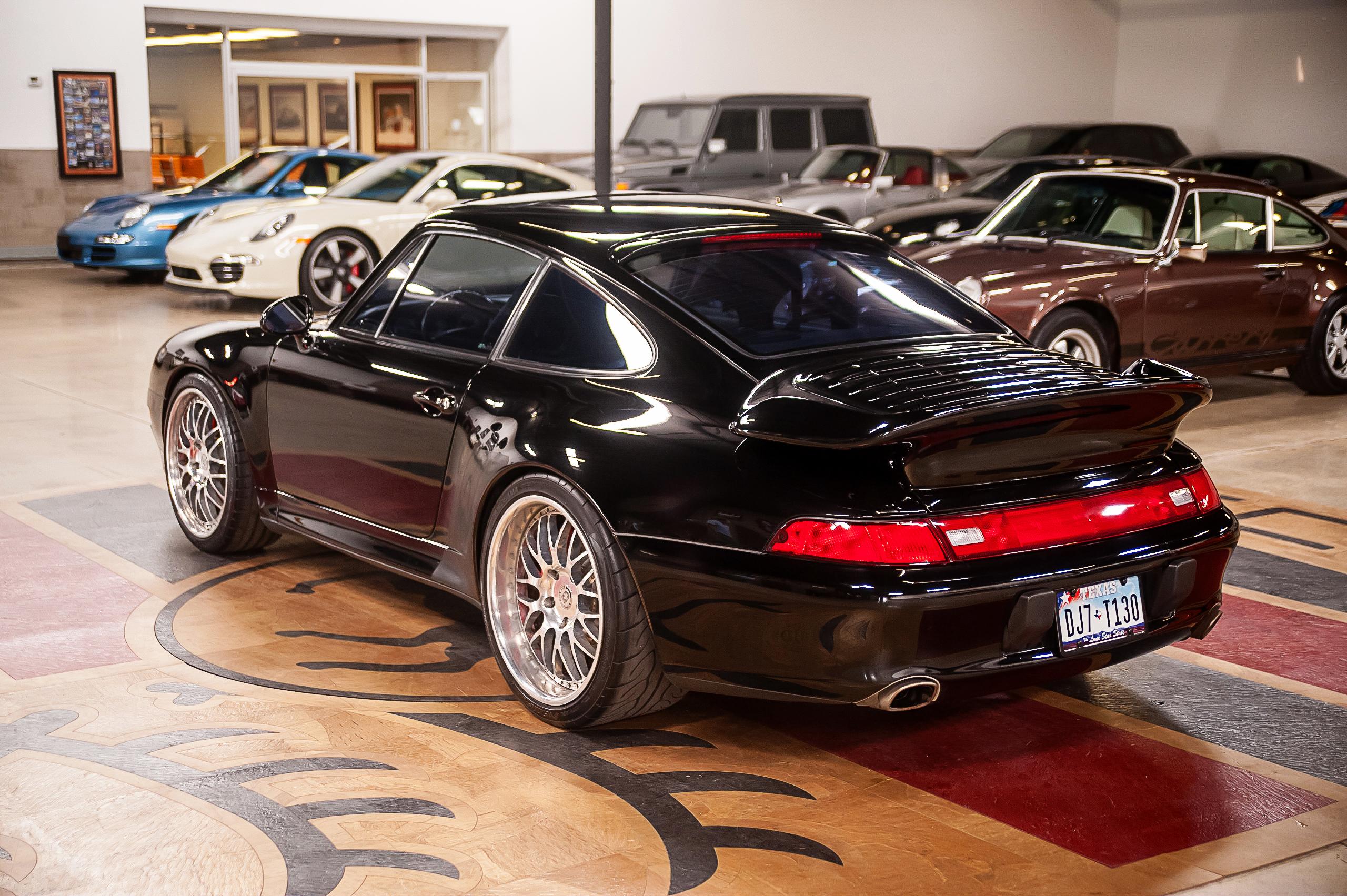 Awd Sports Cars >> 1996 Porsche 911 C4S 993 - Trissl Sports Cars