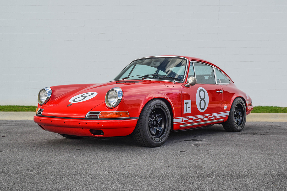 ls-model 911 25 1970 911 GT / T with a 2.2L S motor