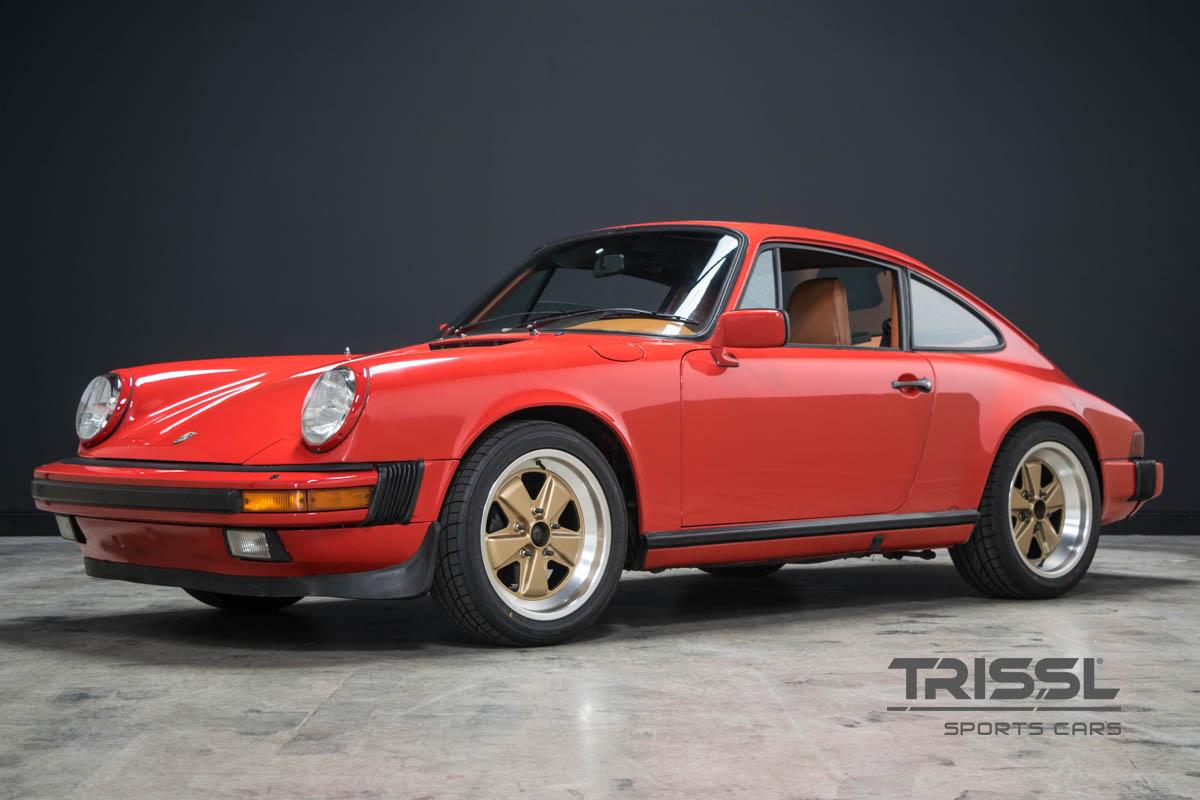 1983 911 Sc Trissl Sports Cars